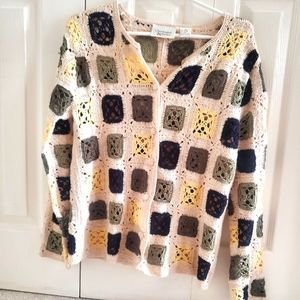Small Christopher Banks Button Up Cardigan Sweater